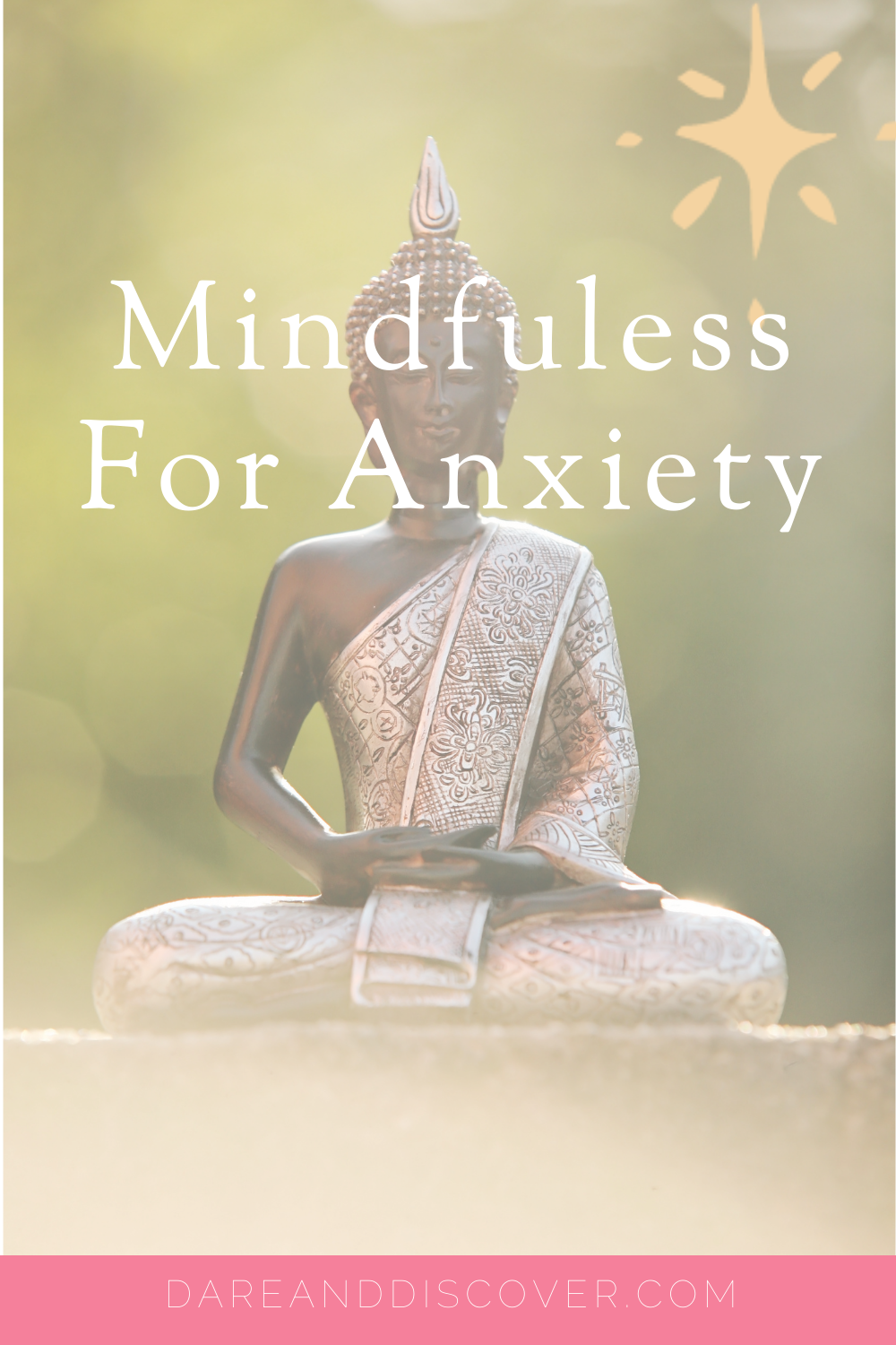 Everyone leads busy lives, the future can often feel uncertain which can lead to anxiety. Mindfulness helps us to stay more in the moment, rather than worrying about the past or future. Mindfulness for anxiety helps us to get more comfortable with anxiety, rather than fighting it. If we can be more mindful when it comes to anxiety, it won't dominate our lives any more. | Mindfulness For Anxiety | Mindfulness Practice | Help For Anxiety | #Mindfulness #Anxiety #MentalHealth